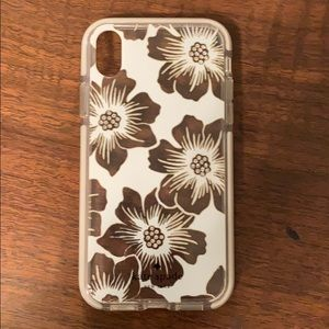 Kate spade case for I phone Xr